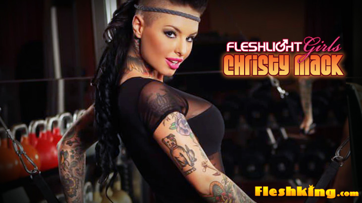 Fleshlight Girl Christy Mack