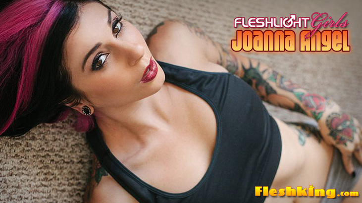 Fleshlight Girl Joanna Angel